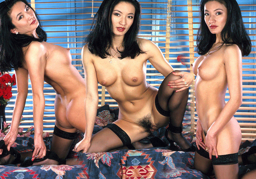 Submissive Asian Grannies